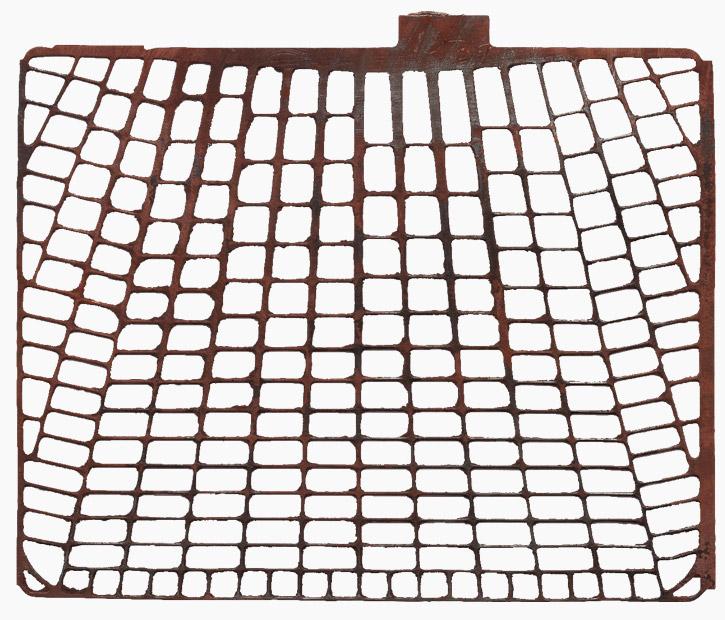 PowerFrame-Gittertechnologie im Vergleich zu herkömmlichen Gittern nach 29.000km