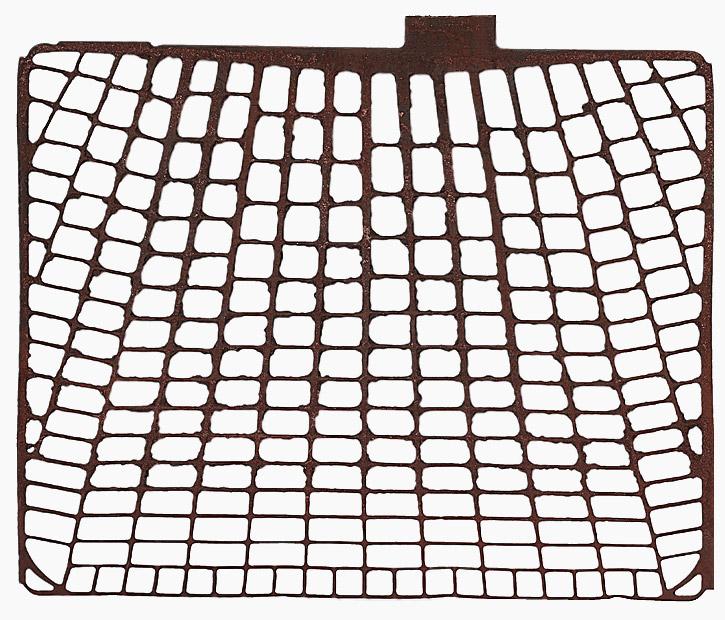 PowerFrame-Gittertechnologie im Vergleich zu herkömmlichen Gittern nach 50.000km