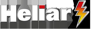 As baterias Heliar tem tecnologia de grades PowerFrame